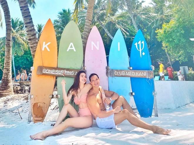 Hồ Ngọc Hà thả dáng với bikini, fans thích thú vì quá gợi cảm-6