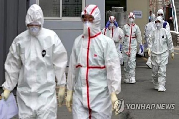 Hàn Quốc báo động thiếu nhân viên y tế ở tâm dịch Covid-19-1