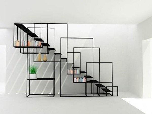 Các mẫu cầu thang nhà ống 5m tối giản mà hiện đại cho ngôi nhà của bạn-1