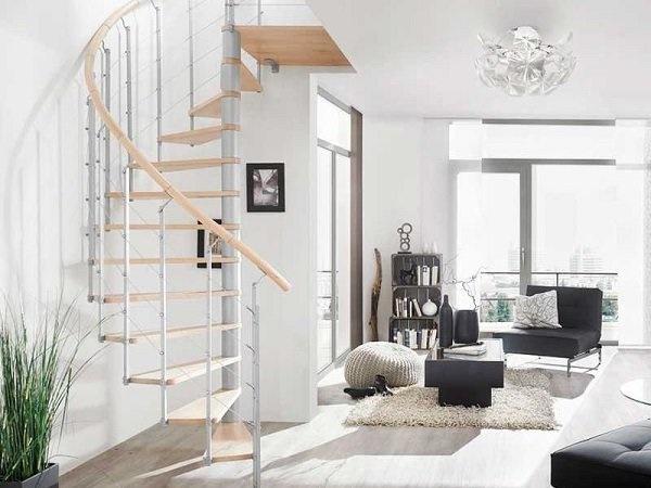 Các mẫu cầu thang nhà ống 5m tối giản mà hiện đại cho ngôi nhà của bạn-7
