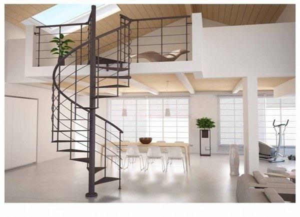 Các mẫu cầu thang nhà ống 5m tối giản mà hiện đại cho ngôi nhà của bạn-8