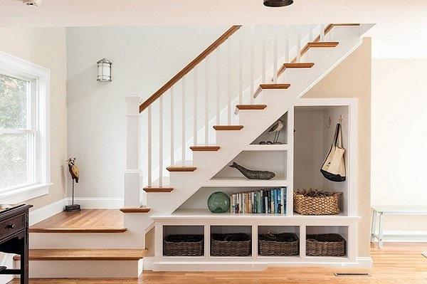Các mẫu cầu thang nhà ống 5m tối giản mà hiện đại cho ngôi nhà của bạn-11