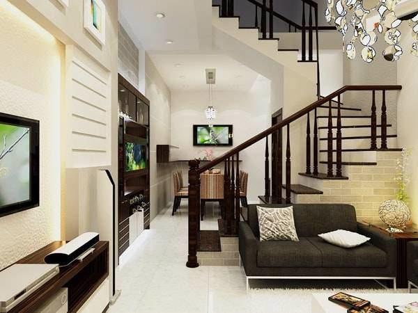 Các mẫu cầu thang nhà ống 5m tối giản mà hiện đại cho ngôi nhà của bạn-12