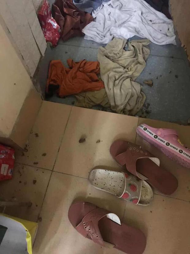 Em gái nuôi ở bẩn kinh hoàng bị bóc phốt lên mạng xã hội: Phòng trọ bừa bộn, bát đũa mốc meo, bốc mùi thum thủm-2