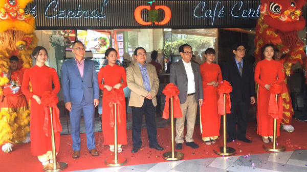Ra mắt Café Central The Garden Mall ở quận 5-2