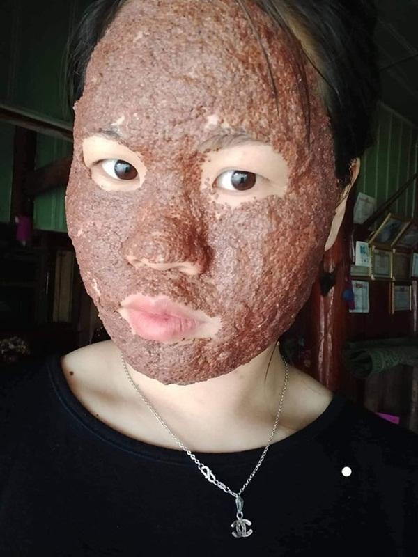 Chùm ảnh: Khi đắp mặt nạ là một nghệ thuật, nhưng không phải ai trong số chúng ta cũng là nghệ sĩ!-4