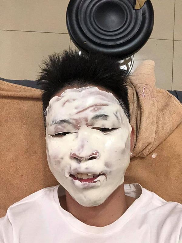 Chùm ảnh: Khi đắp mặt nạ là một nghệ thuật, nhưng không phải ai trong số chúng ta cũng là nghệ sĩ!-6