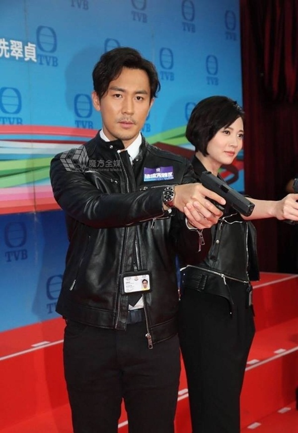 Bằng chứng thép 4 trên TVB: Hoa hậu Hồng Kông bị chê đơ, Xa Thi Mạn - Mông Gia Tuệ làm cảnh sát đẹp nức nở-2