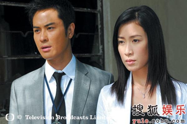 Bằng chứng thép 4 trên TVB: Hoa hậu Hồng Kông bị chê đơ, Xa Thi Mạn - Mông Gia Tuệ làm cảnh sát đẹp nức nở-9
