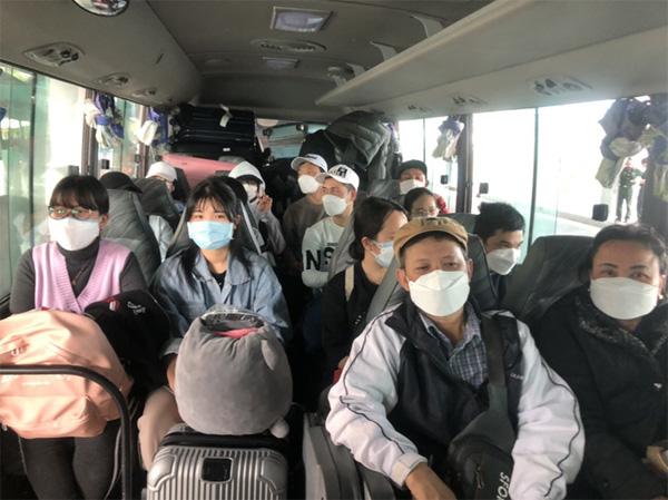 CLIP: Hành khách từ Hàn Quốc về, khi cách ly không tốn chi phí gì-5
