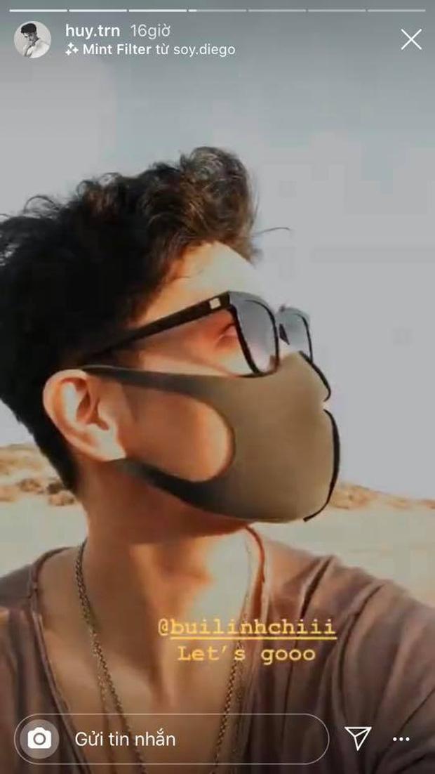 Soi chi tiết hé lộ bạn trai giấu mặt Hương Giang vừa công khai: Hình như chính là Huy Trần Người ấy là ai?-2