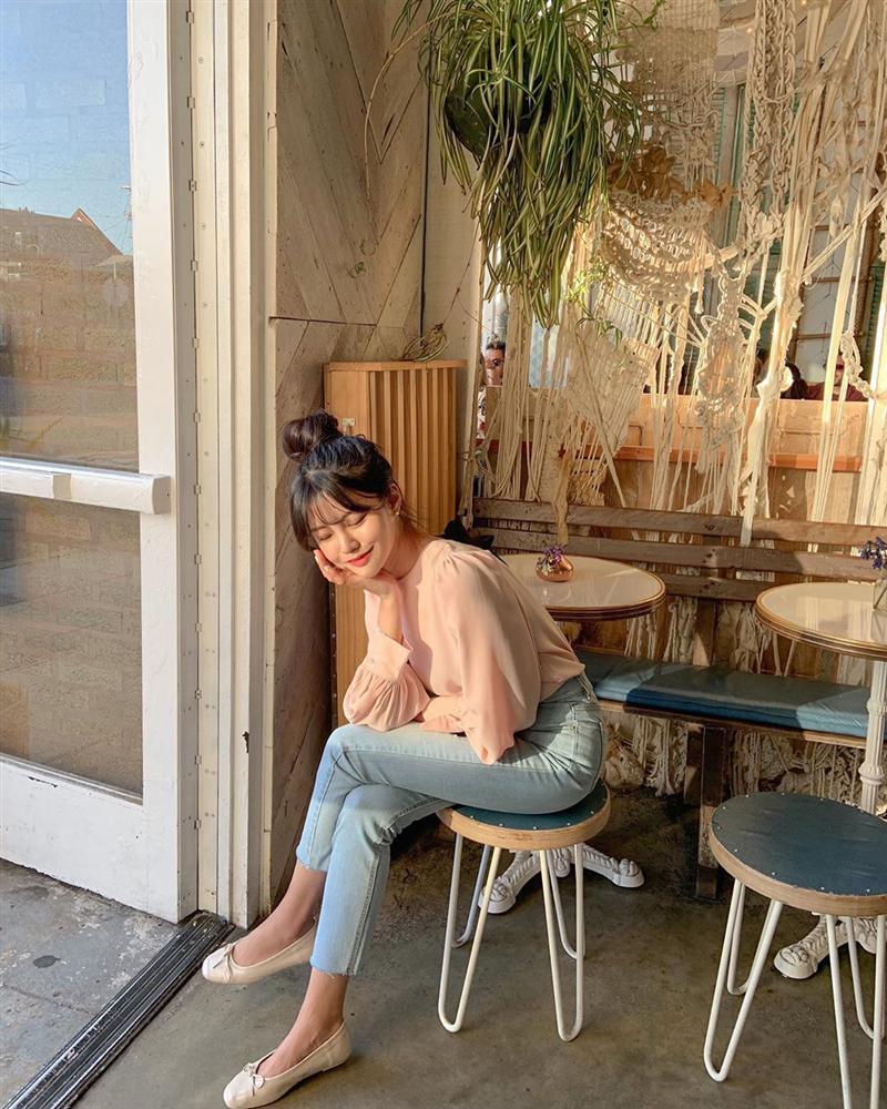 Xin giới thiệu đến chị em kiểu giày búp bê hot nhất lúc này, diện với quần jeans hay váy vóc cũng đều đẹp mê-10