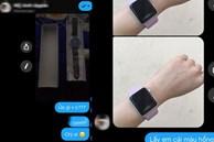 Đặt mua đồng hồ thông minh trên mạng, cô gái bức xúc nhận về đồng hồ khác hoàn toàn hàng đã đặt, phản hồi của chủ shop online càng gây ức chế