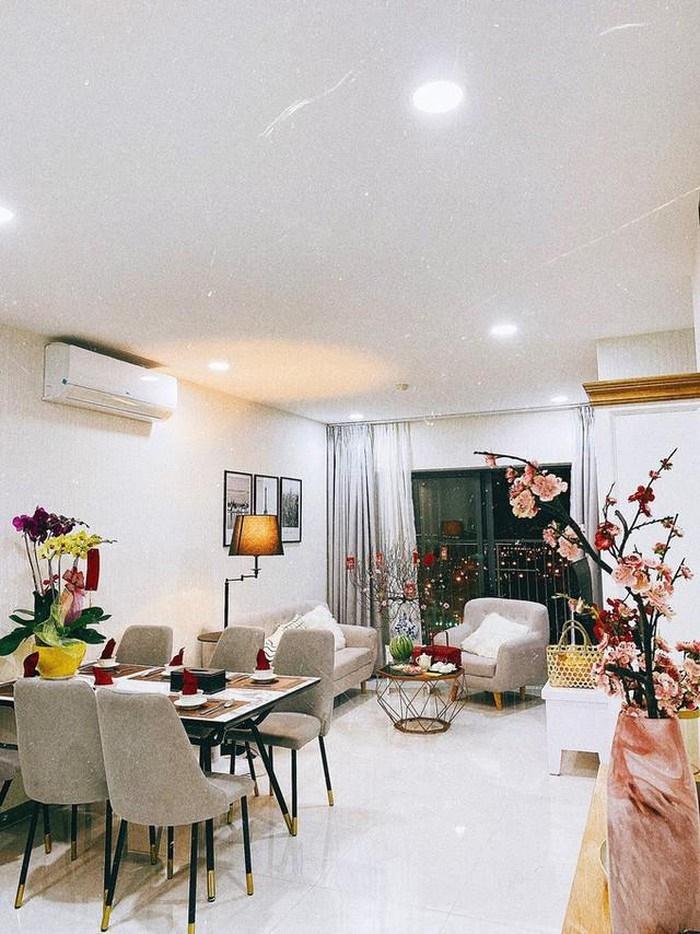 Hé lộ căn hộ cao cấp của diễn viên Hồng Loan hẹn hò cầu thủ Tiến Linh-5