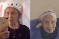 Cụ bà xì tin 86 tuổi vẫn chơi Tiktok, quay clip thả thính 'trứng rán cần mỡ bắp cần bơ' chuyên nghiệp khiến giới trẻ phát cuồng
