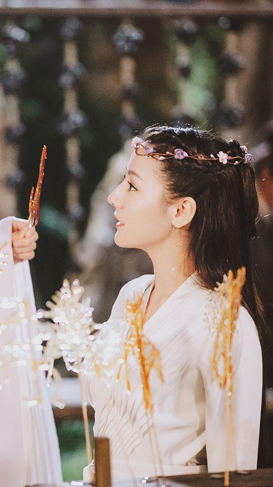 Tam sinh tam thế Chẩm thượng thư: Địch Lệ Nhiệt Ba vuốt ve Cao Vỹ Quang cực đáng yêu-3