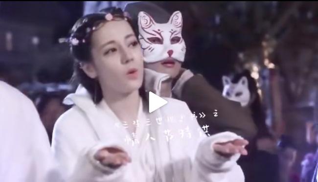 Tam sinh tam thế Chẩm thượng thư: Địch Lệ Nhiệt Ba vuốt ve Cao Vỹ Quang cực đáng yêu-4