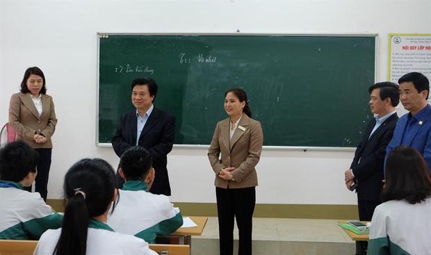 Thứ trưởng Bộ GD-ĐT: Không được để dù một học sinh bị lây nhiễm từ trường học-1