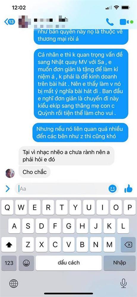 LyLy đáp trả ekip Quỳnh Trần JP việc bị tố vô trách nhiệm, cho rằng MV Chẳng thể rời Sa đã bị thương mại hoá và nghi ngờ có người tác động-3