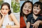 Vừa ra vlog mới vừa tiết lộ bé Sa bị sốt tận 39 độ còn co giật tới mức cắn vào tay mẹ, Quỳnh Trần JP khiến bao fan lo lắng vì thương Sa-10