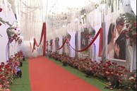 Đám cưới đốt pháo đỏ đường ở Hà Nội: Bố chú rể nói không biết