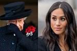 Giữa lúc dịch bệnh Covid-19 lan rộng, lần đầu tiên trong vòng 60 năm, Nữ hoàng Anh đeo găng tay trong buổi lễ trao tặng huân chương-4