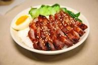 Thịt nướng bằng nồi cơm điện siêu ngon,cả nhà ăn hết sạch còn muốn ăn thêm