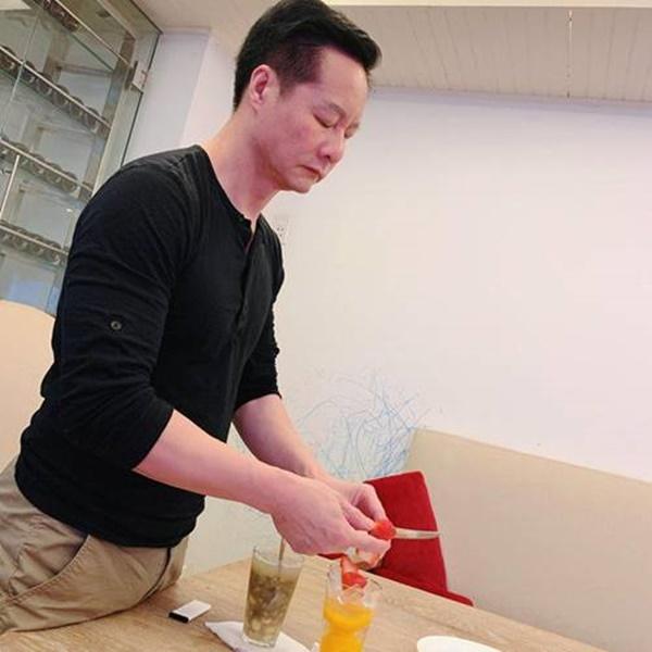 Chồng Phan Như Thảo ngày càng lên tay, chăm khéo vợ con mùa dịch bằng những món ngon-1