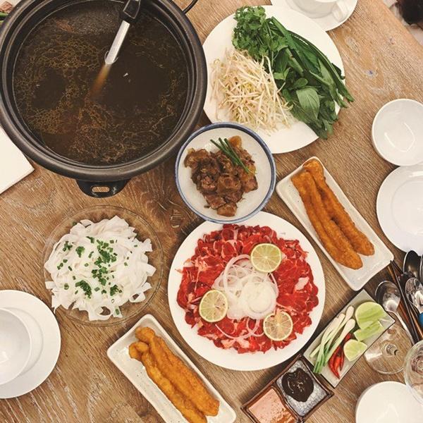 Chồng Phan Như Thảo ngày càng lên tay, chăm khéo vợ con mùa dịch bằng những món ngon-11