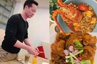 Chồng Phan Như Thảo ngày càng 'lên tay', chăm khéo vợ con mùa dịch bằng những món ngon