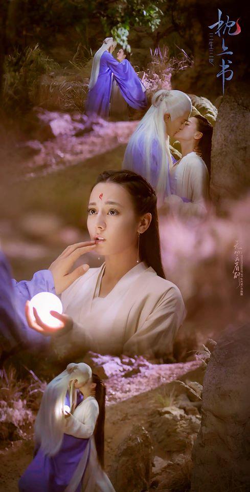 Tam sinh tam thế Chẩm thượng thư: Địch Lệ Nhiệt Ba mang thai bị Cao Vỹ Quang bỏ rơi, Dương Mịch đến trả thù?-2