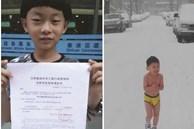 Hành trình từ cậu bé sinh non, bị bại não trở thành người đạt 11 kỷ lục Guinness thế giới