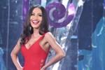 Thí sinh Hoa hậu Chuyển giới Quốc tế catwalk như đi chợ-1