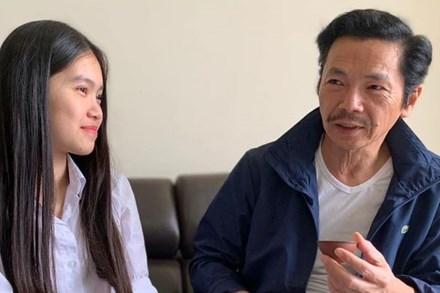 NSND Trung Anh khoe con gái ruột, tiết lộ tiêu chuẩn kén rể