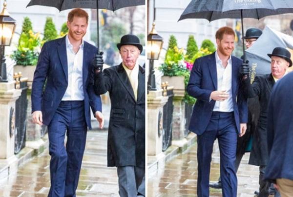 Meghan Markle chính thức lộ diện ở Anh với hình ảnh hoàn toàn khác biệt, bắt đầu thực hiện những nhiệm vụ hoàng gia cuối cùng-3