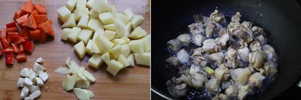 Trời lạnh thì nấu ngay thịt gà om khoai tây đậm đà ăn cơm là số 1!-2