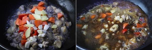 Trời lạnh thì nấu ngay thịt gà om khoai tây đậm đà ăn cơm là số 1!-3