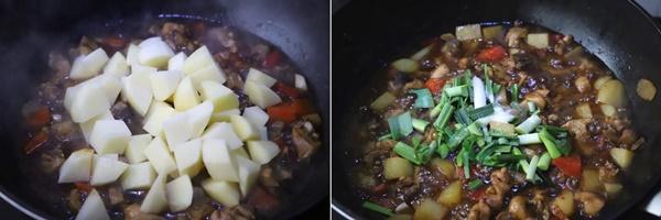 Trời lạnh thì nấu ngay thịt gà om khoai tây đậm đà ăn cơm là số 1!-4