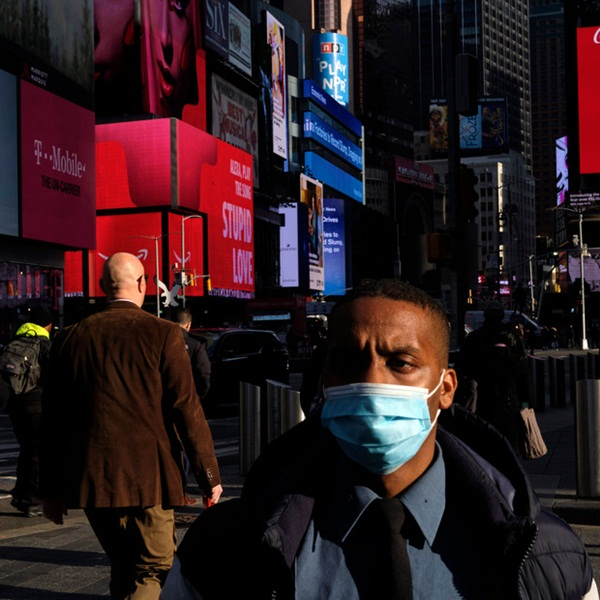48h virus corona lây lan ở New York: Mọi chuyện bắt đầu khi một người đàn ông nhiễm bệnh-1