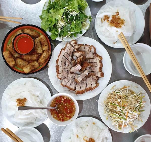 Bánh ướt heo quay và 3 món ngon nức tiếng miền Trung-13