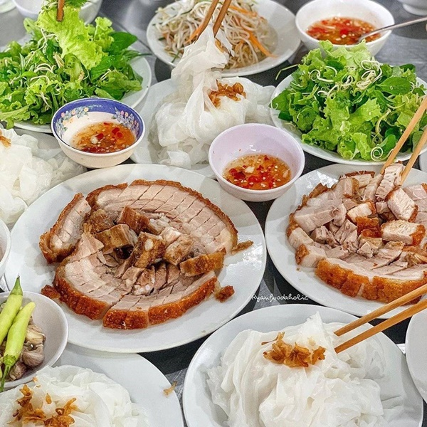 Bánh ướt heo quay và 3 món ngon nức tiếng miền Trung-14