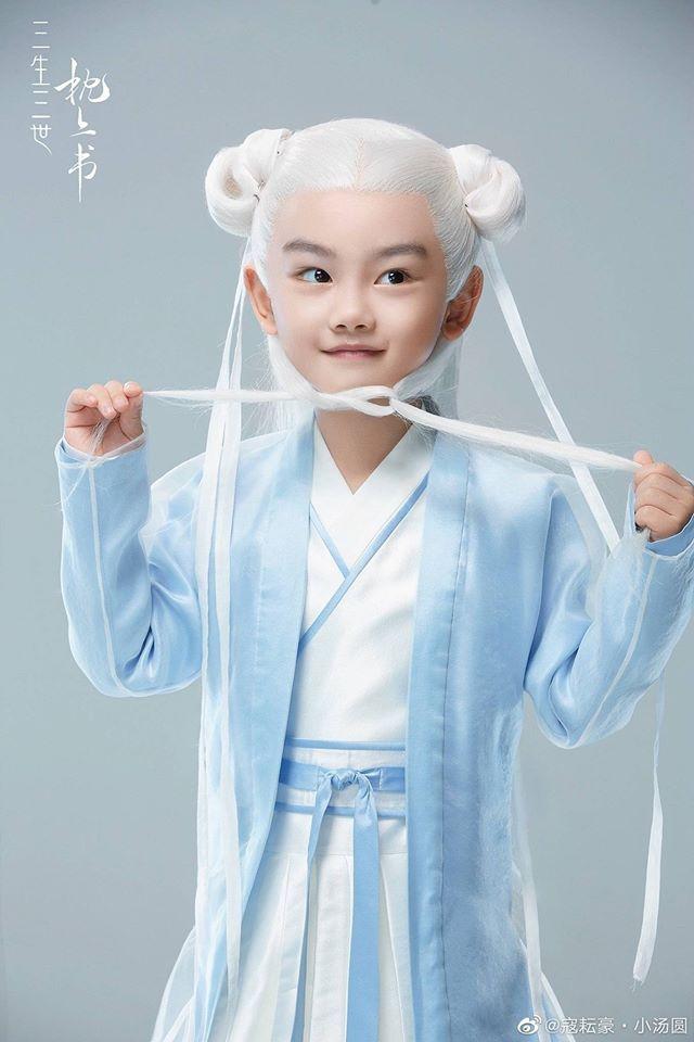 Tam sinh tam thế Chẩm thượng thư: Con trai Địch Lệ Nhiệt Ba - Cao Vỹ Quang gây sốt, vì mẹ bị bỏ rơi nên không lấy họ cha-3