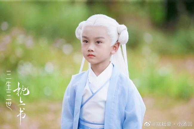 Tam sinh tam thế Chẩm thượng thư: Con trai Địch Lệ Nhiệt Ba - Cao Vỹ Quang gây sốt, vì mẹ bị bỏ rơi nên không lấy họ cha-4