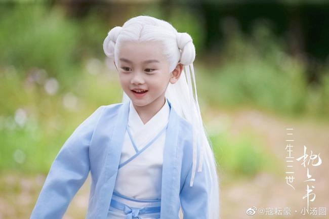 Tam sinh tam thế Chẩm thượng thư: Con trai Địch Lệ Nhiệt Ba - Cao Vỹ Quang gây sốt, vì mẹ bị bỏ rơi nên không lấy họ cha-5