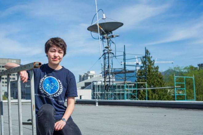Nữ sinh khám phá ra 17 hành tinh mới-2