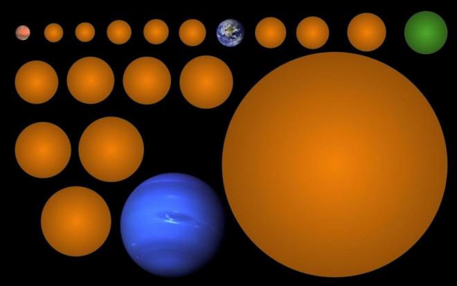 Nữ sinh khám phá ra 17 hành tinh mới-3