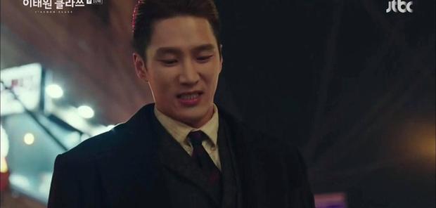 Hậu trường tập 10 Tầng Lớp Itaewon: Điên nữ bỏ rơi Park Seo Joon, đu đưa với ác nam Ahn Bo Hyun-1