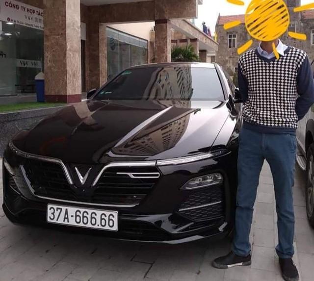 Lộ danh tính người đàn ông may mắn mua ô tô, bấm trúng biển ngũ quý 6-2