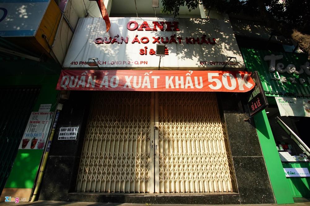 Hàng quán đóng cửa đồng loạt, chủ nhà vẫn không giảm giá thuê-10