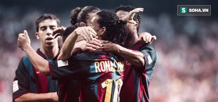 Ronaldinho - từ thiên tài trên đỉnh túc cầu đến cái gã trai hoang đàng trong xà lim-3